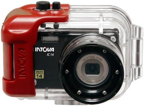 sainlogic megapíxeles cámara subacuática con Carcasa: Amazon.es ...