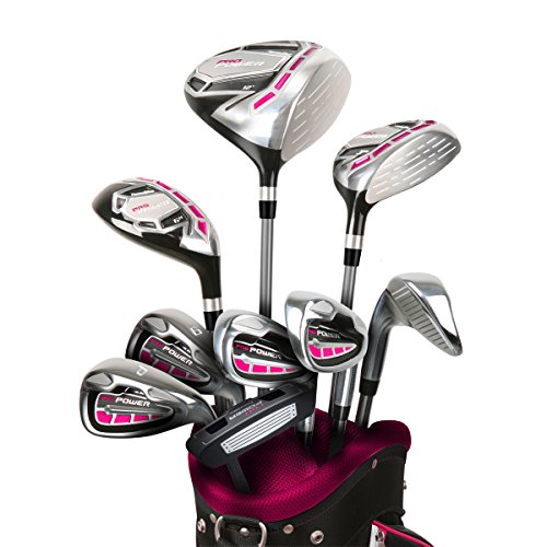 Powerbilt Women's Pro Power Petite Golf Set, Right Hand by PowerBilt