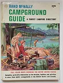 Rand mcnally's campground and trailer park guide: rand mcnally.