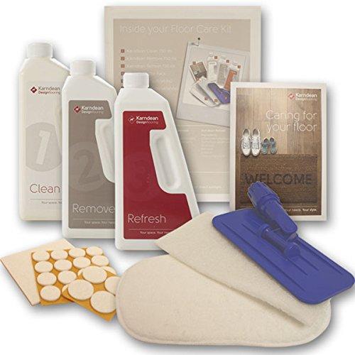 Karndean RESIDENTIAL Floor Care Kit