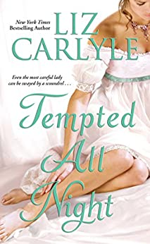 Tempted All Night (Neville Family & Friends Book 4) by [Carlyle, Liz]