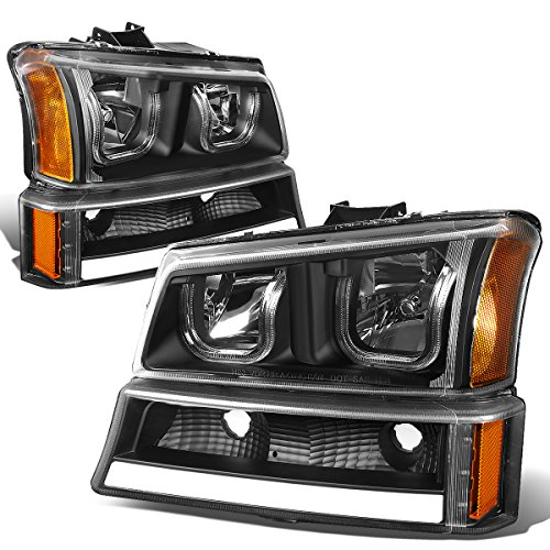 06 chevy halo headlights - 7