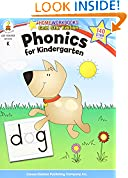 #6: Phonics for Kindergarten, Grade K (Home Workbook)