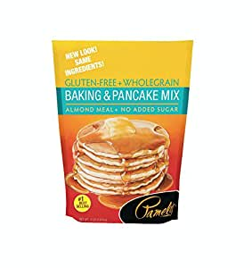 Pamela's Products Gluten Free Baking and Pancake Mix, 64 Ounce