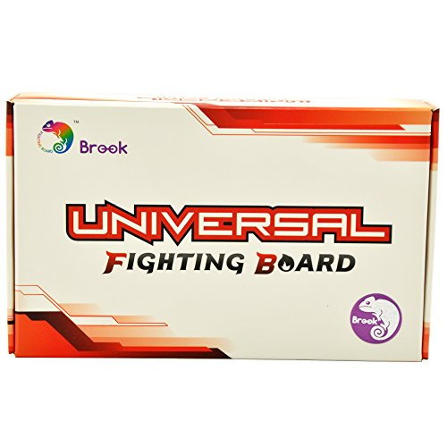 CtrlDepot Brook Universal Fighting Board Fight Board for Nintendo Switch/PS4/PS3/Xbox One/Xbox 360/Wii U/PC to Arcade Stick ()