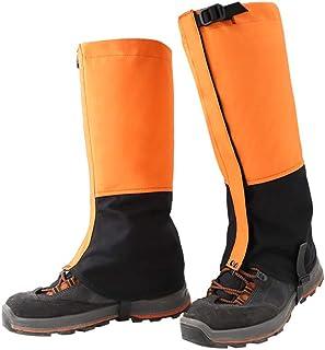 Modaka Ghette Antivento e Impermeabile, Outdoor ghetta Impermeabile di per Pantaloni Outdoor da Escursioni Perfetto per Escursioni, Arrampicate, Passeggiate