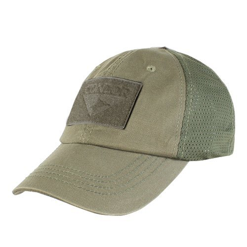 (Condor Mesh Tactical Cap (Olive Drab, One Size Fits All))