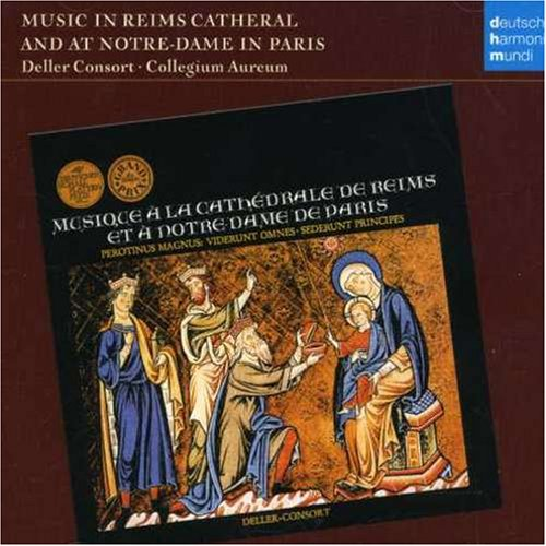 Machaut: Perotin: Musique a La Cathedrale