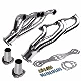 For Small Block Chevy 283 305 350 400 Stainless Headers Chevelle Malibu Camaro Monte