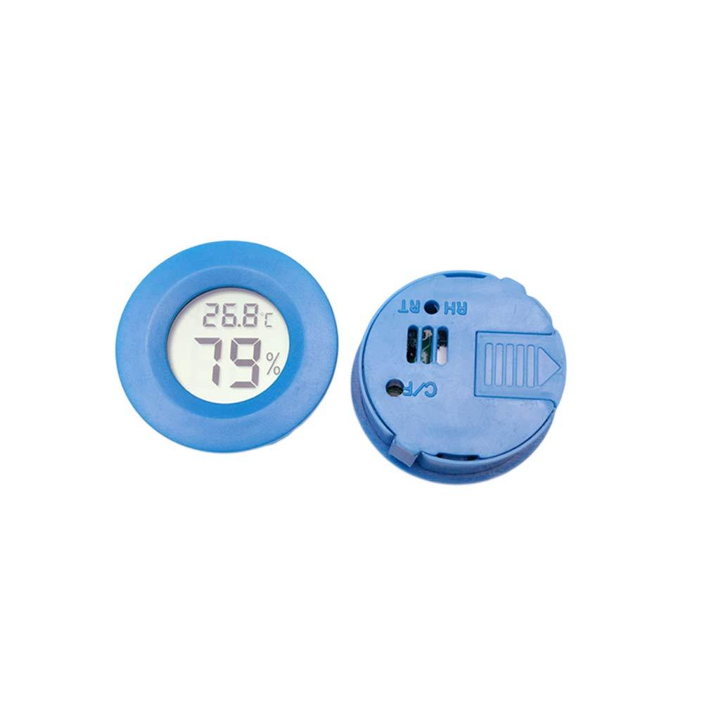 Harddo - Termómetro higrómetro Digital, Mini LCD, Digital, para ...