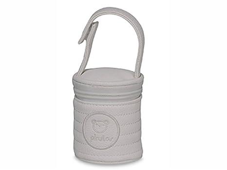 Pirulos 29790030 - Porta chupetes, color gris