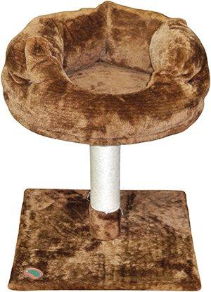 Go Pet Club F108 Tree Condo Scratcher Post Pet Bed Furniture