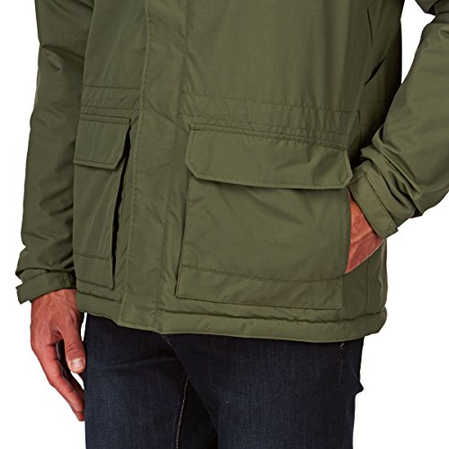 Patagonia Verde Isthmus Hombre M's Chaqueta R46qw4OBW