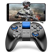 Pubg mobile用 コントローラー スマホ ゲームコントローラー Bluetoo...