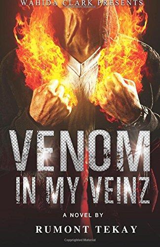 Venom in My Veinz (Wahida Clark Presents) by Wahida Clark Presents