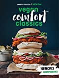 Book cover from Hot for Food Vegan Comfort Classics: 101 Recipes to Feed Your Face by Lauren Toyota
