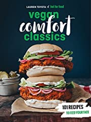 A fun and irreverent take on vegan comfort food that's saucy, sweet, sassy, and most definitely deep-fried, from YouTube sensation Lauren Toyota of Hot for Food.In this bold collection of more than 100 recipes, the world of comfort food and v...