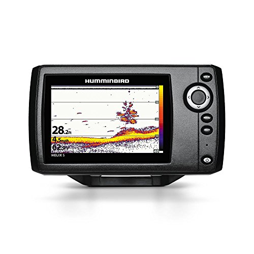 Humminbird 410190-1 Helix 5 Series Sonar G2 Fishfinder System, 4000 Watts Fish Finders And Other Electronics Humminbird