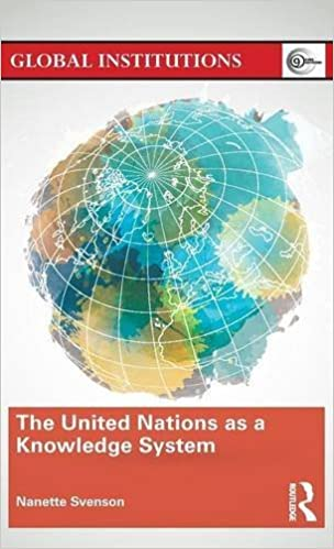 Book The United Nations as a Knowledge System (Global Institutions)