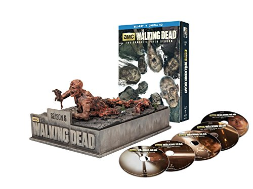 - The Walking Dead: Season 5 Limited Edition [Blu-ray]