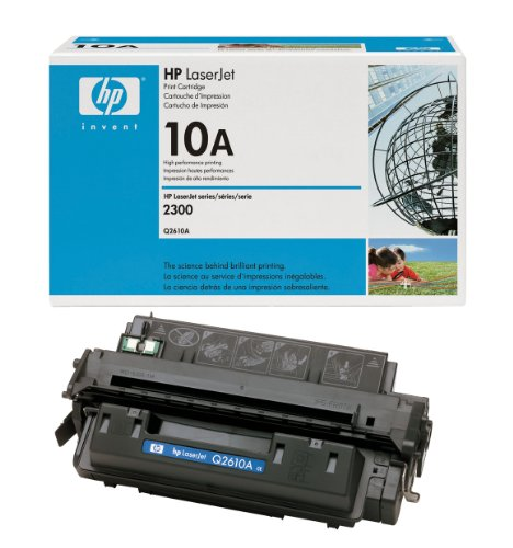 HP COMP LASERJET 2300, 1-SD BLACK MICR TONER HT610AM by Premium