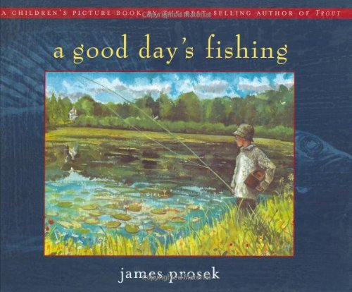 Cover of Good Day's Fishing