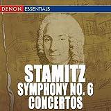 Johann Wenzel Stamitz: Symphony No. 6, Op. 4 - Flute & Clarinet Concertos