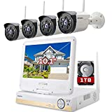 Best Outdoor Wireless Security Camera System With DVR for 2019