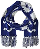 NFL Indianapolis Colts '47 Brand Breakaway Scarf with Tassels, Royal, One Size