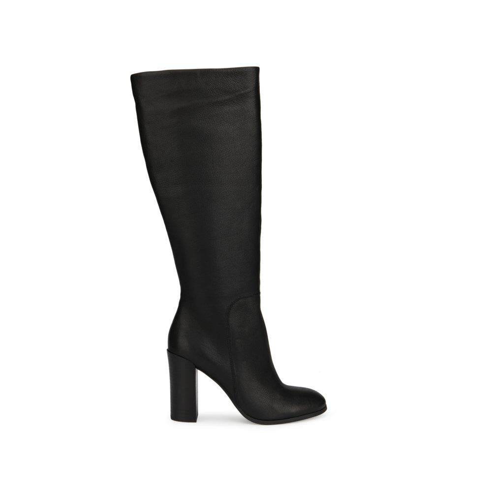ab8a2d627972a Amazon.com | Kenneth Cole New York Women's Justin Engineer Boot | Knee-High