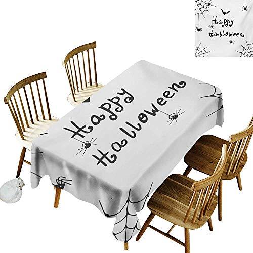 Family rectangular tablecloth W50