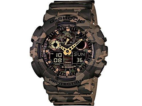 Watch Casio G-Shock GA-100CM-5AER  Amazon.ca  Watches 62b2f4d9592b