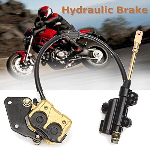 Sala-Ctr - Hydraulic Rear Disc Brake Caliper System