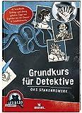 Grundkurs für Detektive - Das Standardwerk: Leo & Leo Detektivagentur (Leo & Leo - Rätselkrimis)