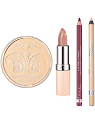 Rimmel Nude Collection Kit with Lasting Finish 1000...