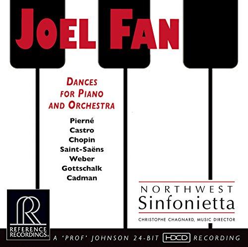 Price comparison product image Dances for Piano & Orchestra