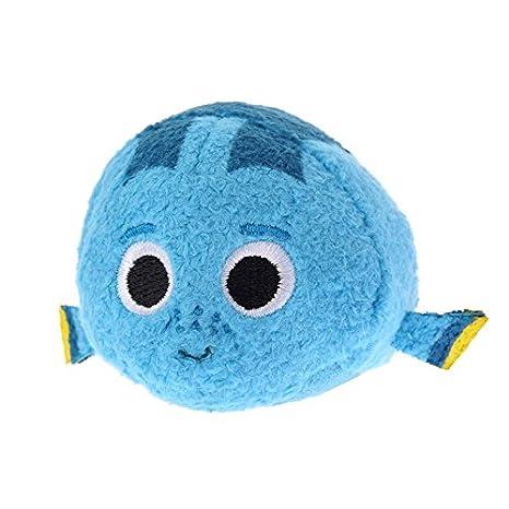 Mini peluche Tsum Tsum Bébé Dory, Le Monde de Dory / Nemo Disney Exclusivité Japonaise