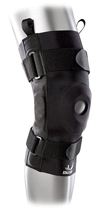 2615423d7e Hinged Knee Brace - Compression Knee Sleeve with Hinge for ACL, MCL,  Meniscus &