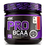Optimum Nutrition Pro BCAA Fruit Punch 20/SERV Review