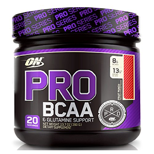 Optimum Nutrition Pro BCAA Fruit Punch 20/SERV For Sale