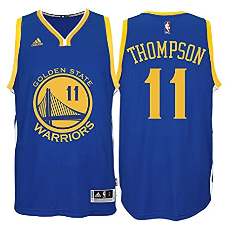 NBA klay Thompson, Golden State Warriors Swingman Jersey Camiseta - Nuevo, azul: Amazon.es: Deportes y aire libre