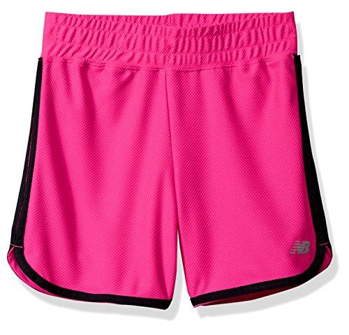 New Balance Girls' Long Athletic Short