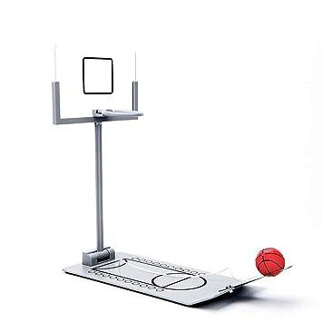 Lailongp Juego de mesa de baloncesto plegable mini mesa de ...