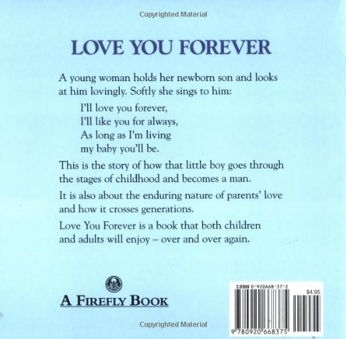 Worthy in spanish language i love you forever book
