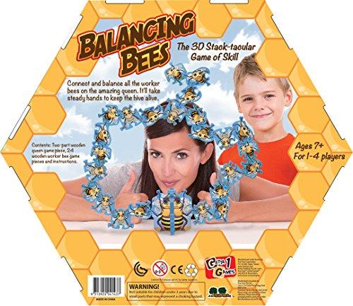 Balancing-Bees-Game