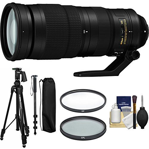 Nikon 200 500mm Monopod Filters Cameras product image