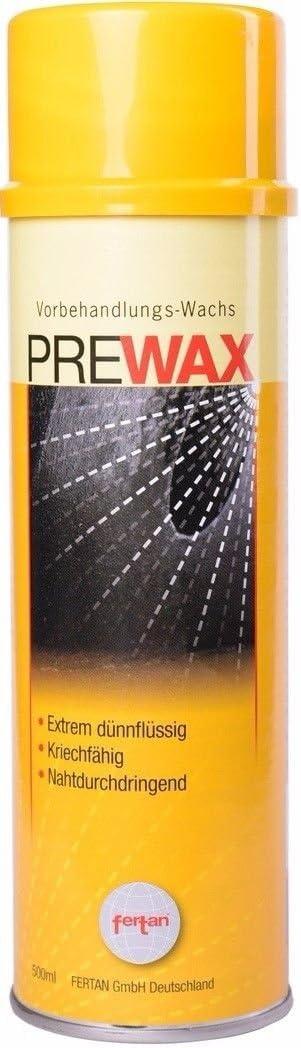 Pre Wax 500 Ml Mit Sonde Vorbehandlungs Wachs Auto