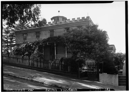 Photo: Humphrey House,986 Chestnut Street,San Francisco,San Fran - Francisco Chestnut San Ca Street