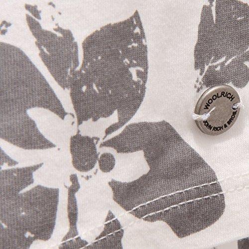 Bimba Kid grigio shirt Avorio Woolrich Maglia Canotta Sleeveless T 6950t 6wnqOR7W6