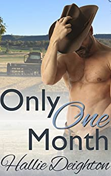 Only One Month by [Deighton, Hallie]